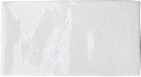 Crackle Blanco Gloss Wall Tile