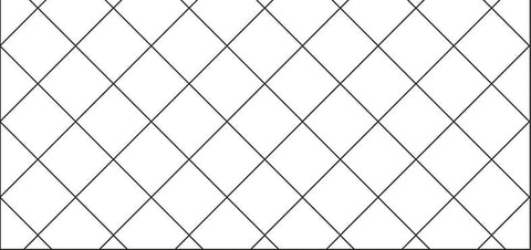Diagonal Tile Pattern