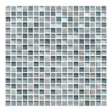 emini Mosaics Washington Glass/Stone Mosaic Tile - 15x15mm (Sheet 300x300mm)