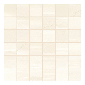 Linear Beige Mosaic Tile - 50x50mm (Sheet 300x300mm)