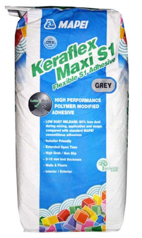 Mapei Keraflix Maxi Low Dust Grey 20kg