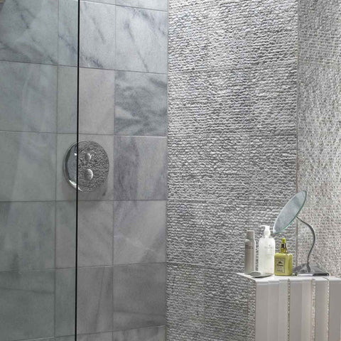 Elite Stone Rice White Matt Wall & Floor
