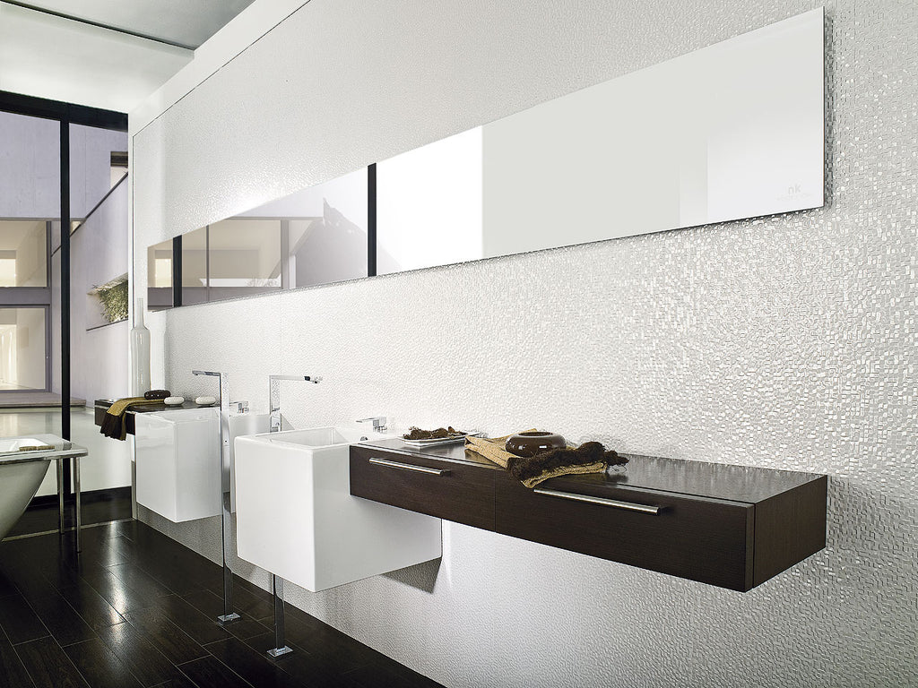 Textured Tiles Porcelanosa Cubica Blanco Wall Tiles 20×33.3