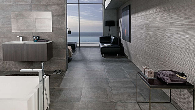 Porcelanosa Newport Dark Gray 59,6x59,6 cm