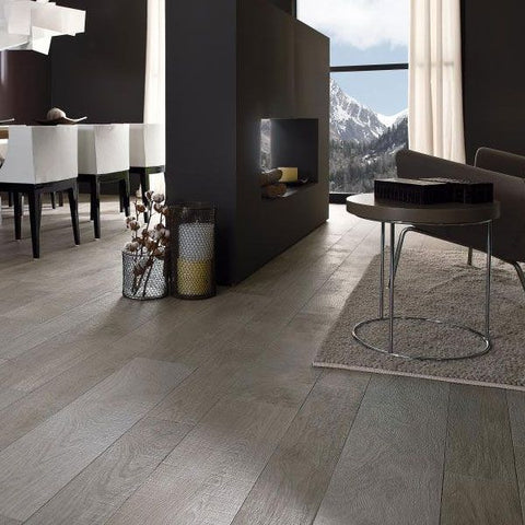 Porcelanosa Oxford Acero Floor Tiles 22x90cm