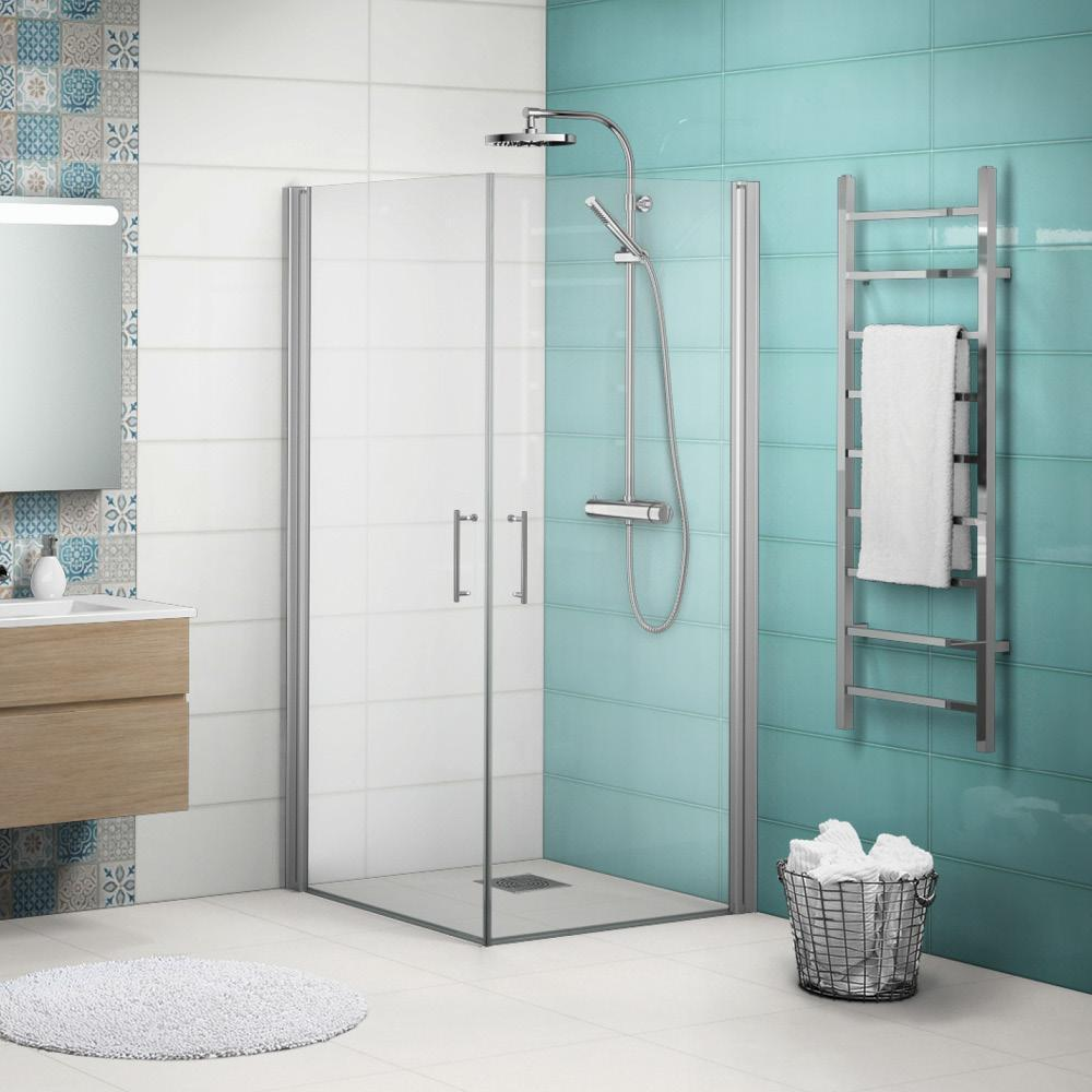 Frame Aqua Tile - 760x250mm - (m2)
