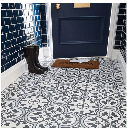 Bourton Marine Tiles 45x45