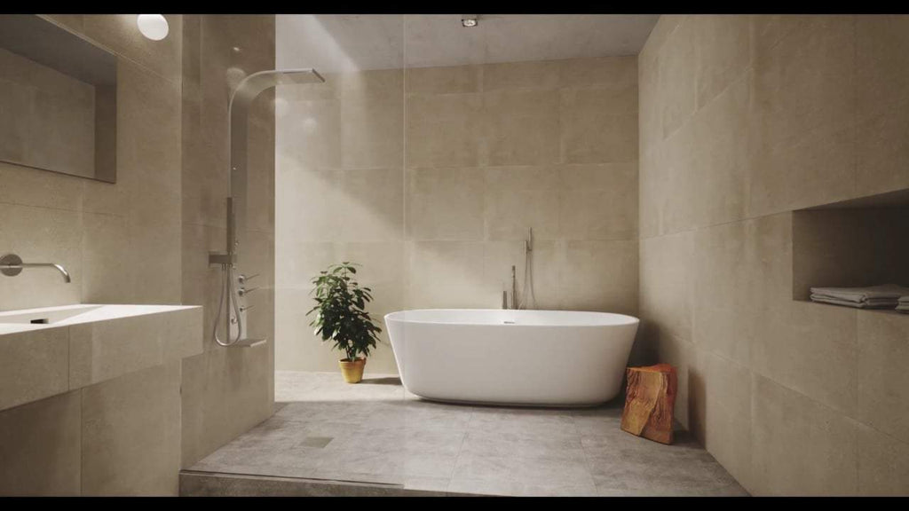 Porcelanosa Bottega Caliza 44.3x44.3