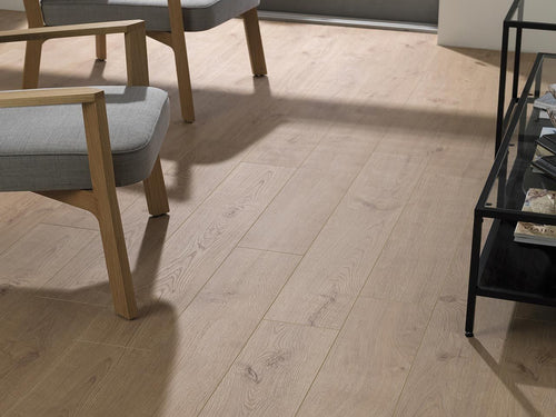 Porcelanosa Laminate flooring Natural 1L Michigan 19,3x128,2x0,8 cm