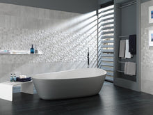 Load image into Gallery viewer, Porcelanosa Mosaico Rodano Acero 31.6x59.2