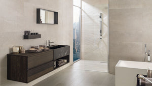 Porcelanosa Deco Boston Topo Textured Wall Tile 31,6×90 cm - (m2)