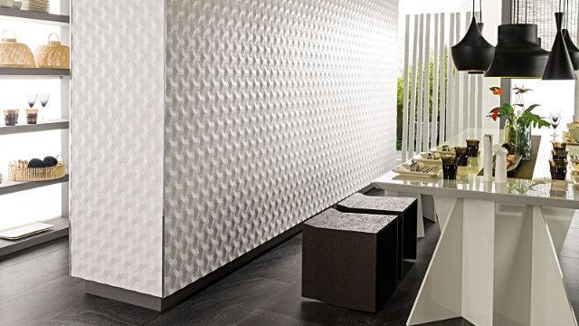 Porcelanosa Oxo Hannover Blanco Wall Tile 31,6x90 cm - (m2)