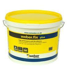 Water Resistant Wall Tile Adhesive (Weber Fix)