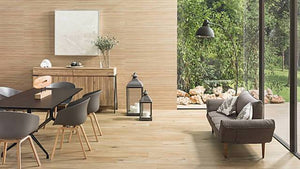 Porcelanosa Nebraska Tea Floor Tiles 25x150 cm - (m2)