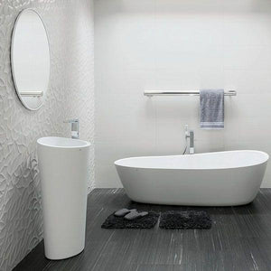 Porcelanosa China Blanco 31.6 x 59.2cm