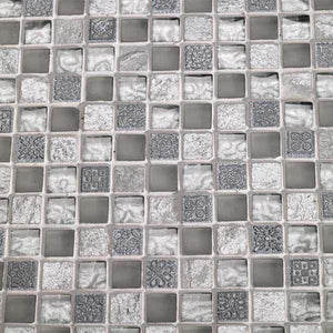 Porcelanosa Imperia Greys 30 x 30cm