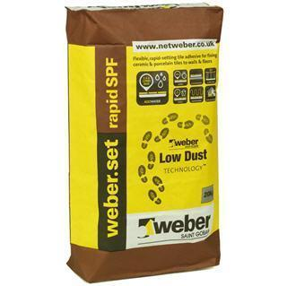 Weber Set Rapid SPF Low Dust Grey