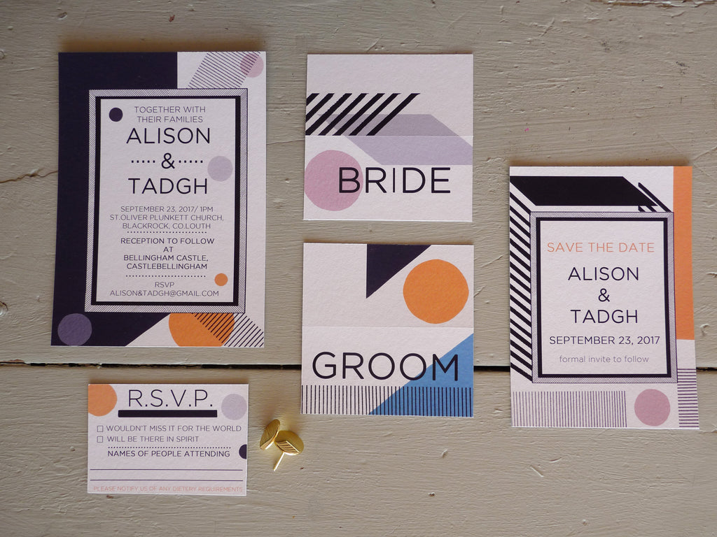 BAUHAUS WEDDING COLLECTION