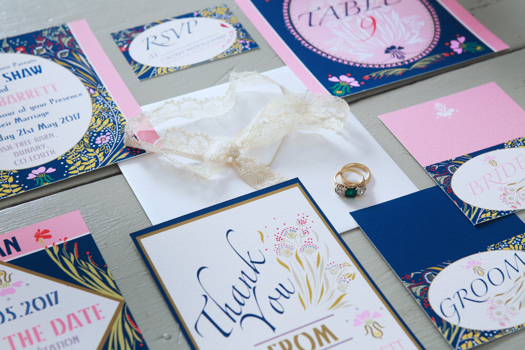 Darling Buds Wedding Collection