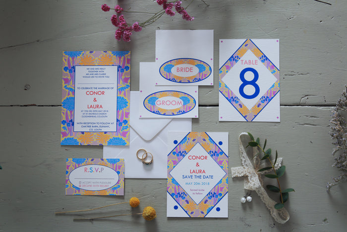 Marvellous Marigolds Wedding Collection