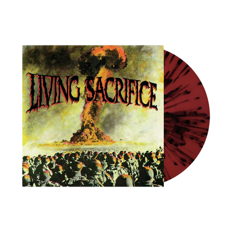 Living Sacrifice Self Titled Vinyl (pre order limited)