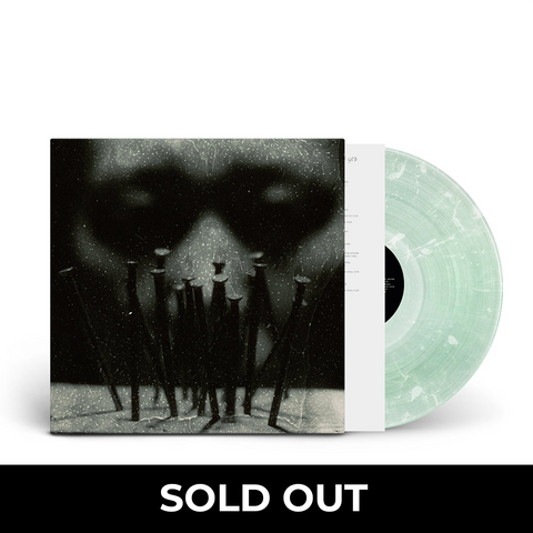 Reborn Vinyl Reissue - Coke Bottle Green Color *SOLD OUT*