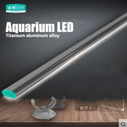 Barre éclairage aquarium JIYIN à LED