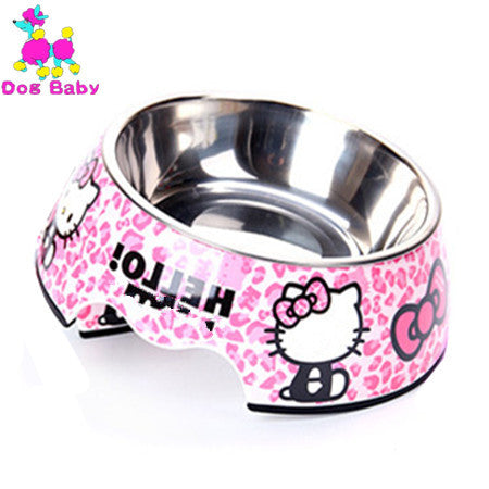 Gamelle chat en inox Hello Kitty Catbaby