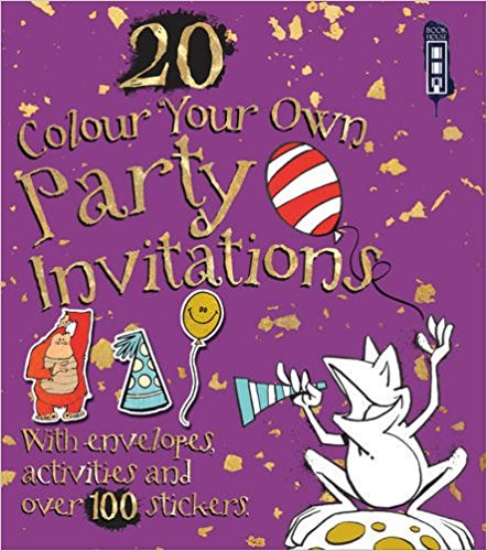 Create your own Party Invitations - Activity Sets | Ireland