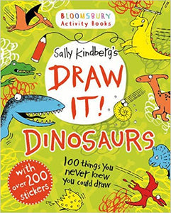 Draw It! Dinosaurs