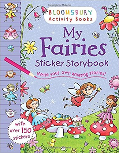 My Fairies Sticker and Storybook