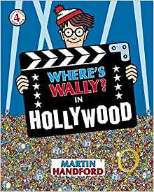Where's Wally? In Hollywood -Activity Books | Bags of Books | Dublin