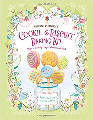 Children's Cooking and Biscuit Baking Kit