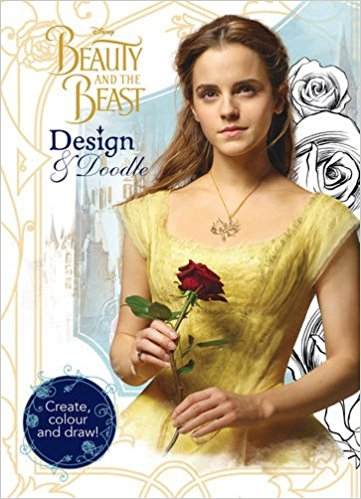 Beauty and the Beast - Disney Activity Book - Bargain Books | Ireland