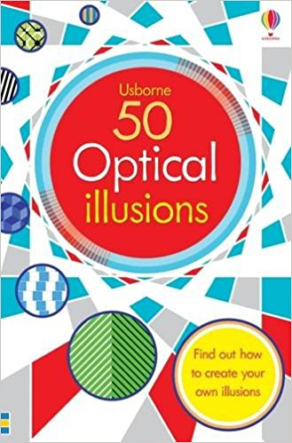 Optical Illusion Book - Books for sale Online Ireland | Bags of Books