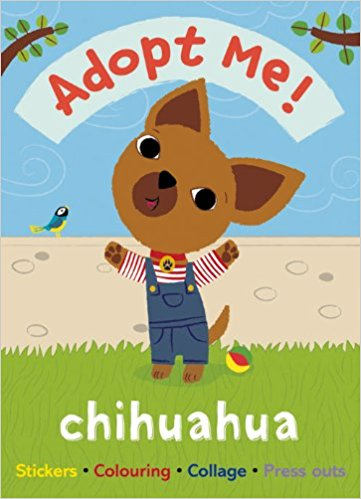 Adopt Me! Chihuahua - Cheap Activity Books | Ireland