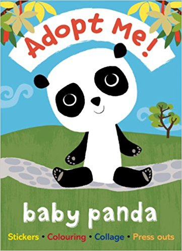 Adopt Me! Baby Panda - Buy Books online Delivery to Ireland