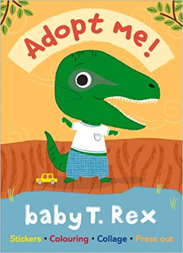 Adopt Me! Baby T.Rex -Buy Cheap Kids Books Online | Ireland