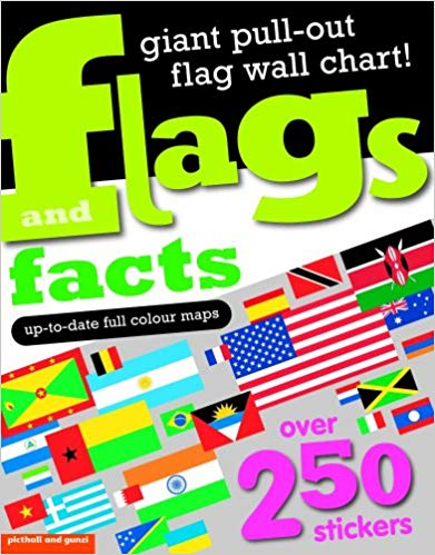 Flags and Facts- Great Value Fact Books | Bags of Books | Ireland
