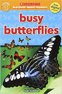 Busy Butterflies-Bargain Scholastic Fact Book | Bags of Books | Dublin