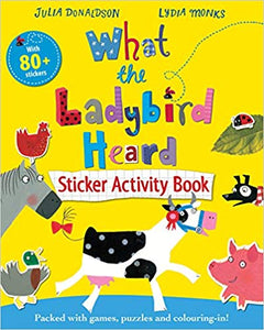 What the Ladybird Heard- Bargain Activities | Bags of Books | Ireland