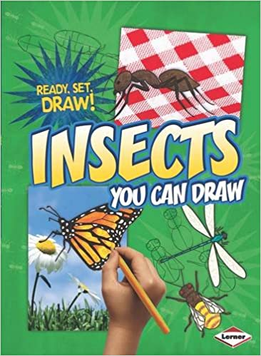 Ready, Set, Draw Insects