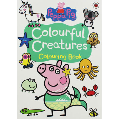 Peppa Pig: Colourful Creatures