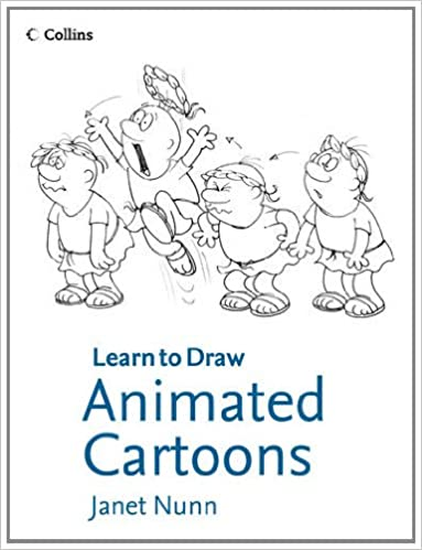 Learn to Draw: Animated Cartoons