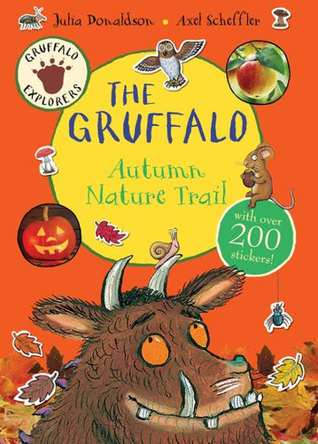 The Gruffalo: Autumn Nature Trail