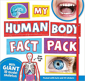 My Human Body Fact pack