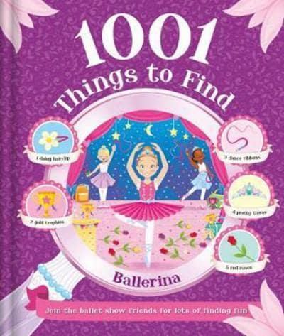 1001 Things to Find: Ballerina