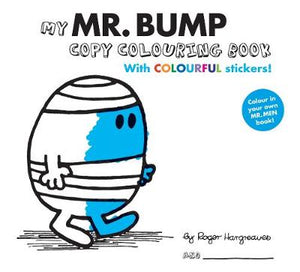 My Mr Bump Copy Colouring Book