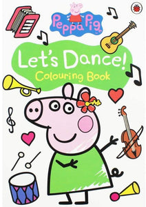Peppa Pig: Let's Dance!