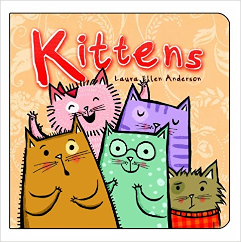 Kittens- Bargain Board Books | Bags of Books | Dublin, Ireland
